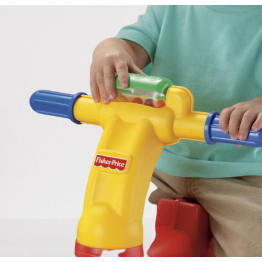 Беговел Самокат-толкатель Велосипед Fisher Price
