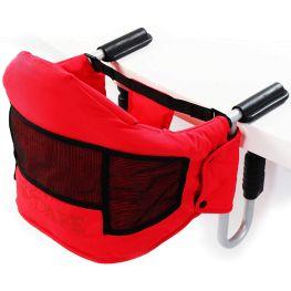 Навесной стульчик-бустер Baby Travel красный