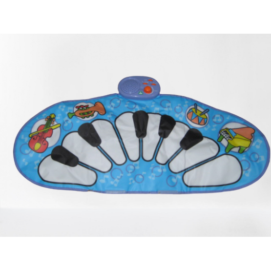 Музыкальный коврик-мат в виде пианино (ELC)