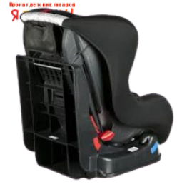 Автокресло детское Fisher-Price 2014 Cosmo SP MOONLIGHT (0-18кг) серое