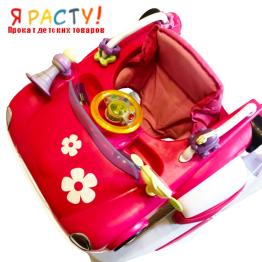 Ходунки Mothercare «Мой первый кабриолет» 3-в-1