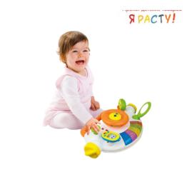 Музыкальные ходунки-каталка (Smily Play)