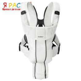 Рюкзак – кенгуру BabyBjorn Active Baby Carrier (светло-серый, сетчатый)