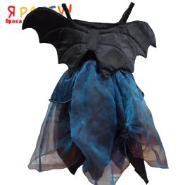 Костюм летучей мыши-ведьмы (размер 92-104)