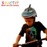 Защитный детский велосипедный шлемRaskullz Shark Attax Акуладля детей 3-5 лет