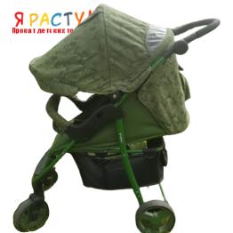 Прогулочная коляска 4baby RAPID Green