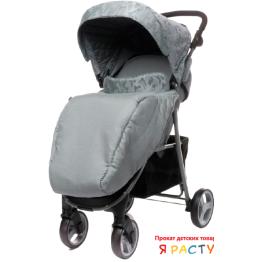 Прогулочная коляска 4baby RAPID Grey