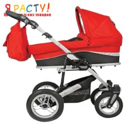 Детская коляска-люлька GTX 03 красная (Espiro)