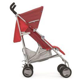 Прогулочная коляска Chicco London (красная)