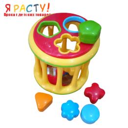 Набор музыкальных игрушек №4 (желтенький)