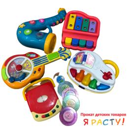 """Набор игрушек """"Музыкальный"""" №7"""