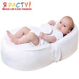 Кокон -колыбель матрас/подушка (Baby Nice)