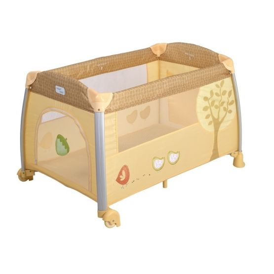 Манеж-кровать Happy Baby Tomas (2 уровня)