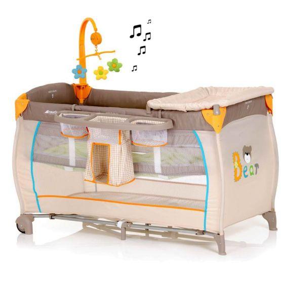Манеж-кровать Hauck BabyCenter 2 в 1