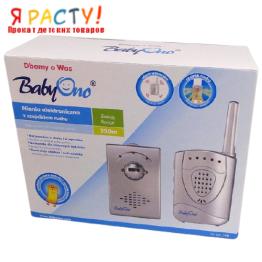 Электронная радионяня с датчиком движения 196 (Baby Ono)