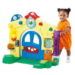 Игровой домик-дверь (Fisher-Price)