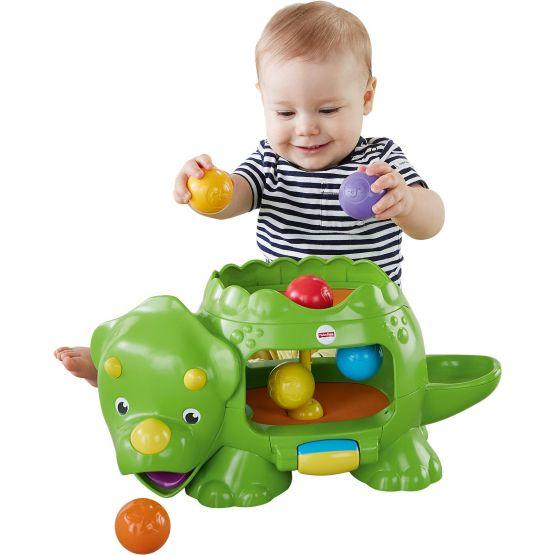 Динозавр с шариками (Fisher-Price)