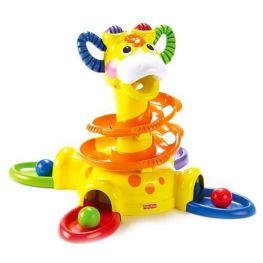 """Игровой набор """"Жираф держись и вставай"""" (Fisher-Price)"""