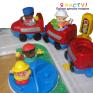 Железная дорога Little People (Fisher-Price)