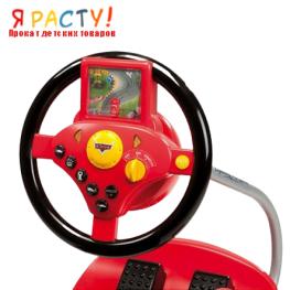 Интерактивный руль Cars 2 V8 (Smoby)
