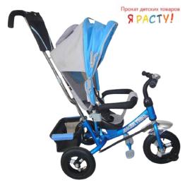 Велосипед детский Rich Toys Lexus Trike Racer Air голубой