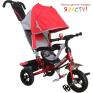 Велосипед детский Rich Toys Lexus Trike Racer Air красный