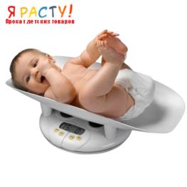 Детские электронные весы LAICA BF20510 для измерения веса и роста